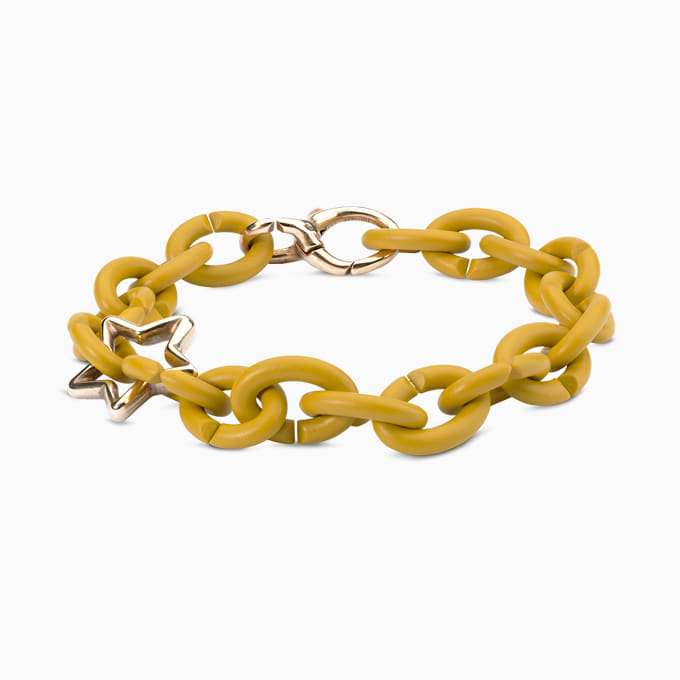 Mellow Star Bronze Bracelet
