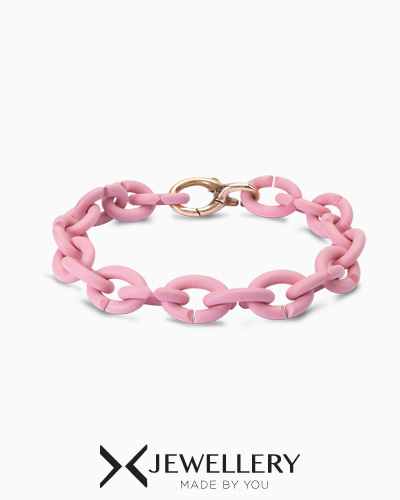 [X Jewellery] Lush Blush Bronze Bracelet