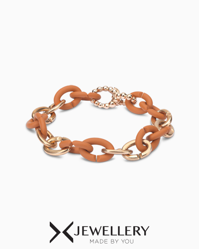 [X Jewellery] Golden Moments Bracelet