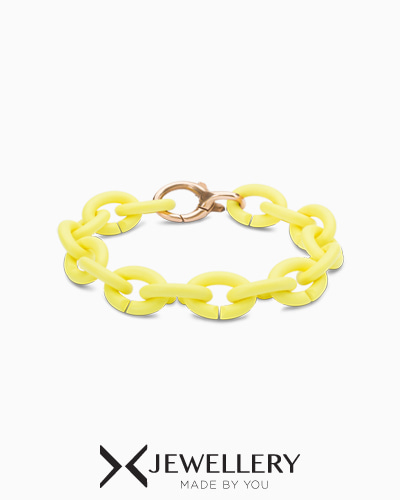 [X Jewellery] Light lemon Bronze Bracelet